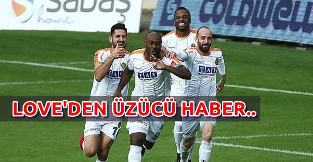 Vagner Love Galatasaray Maçında Yok