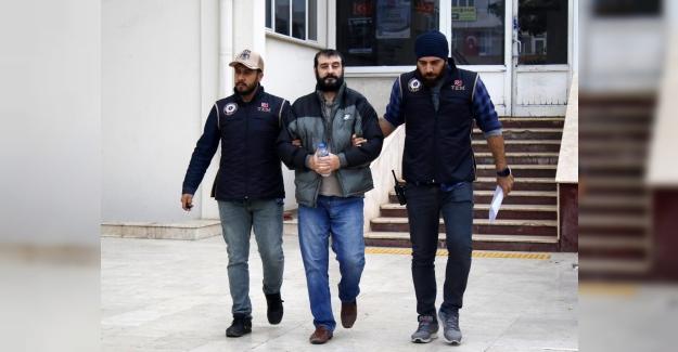 Erhan Özdemir Tutuklandı