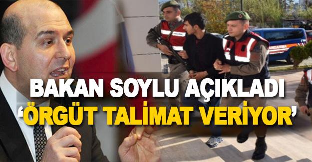Gazipaşa'da Terörist Pencereden Atladı