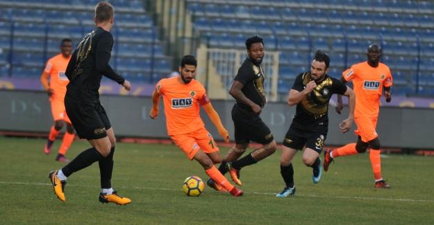 Osmanlıspor 3 - 0 Alanyaspor Maç Özeti