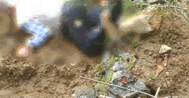 Alanya'da yaşlı adam bahçe sularken canından oldu