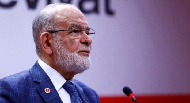 SP Lideri Karamollaoğlu, Türkiye'de Bir İlki Gerçekleştirdi: E-Miting Yaptı