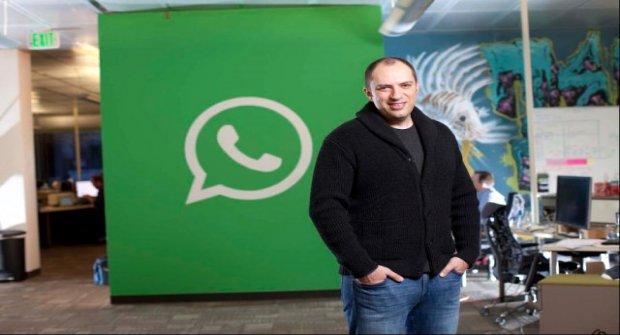 WhatsApp'ın Kurucusu ve CEO'su Jan Koum, İstifa Ediyor