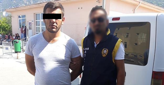 Alanya'da hırsızlık operasyonu 3 kişi yakalandı
