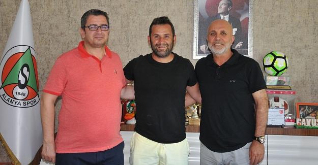 Serkan Sevinç'ten Alanyaspor'a ziyaret