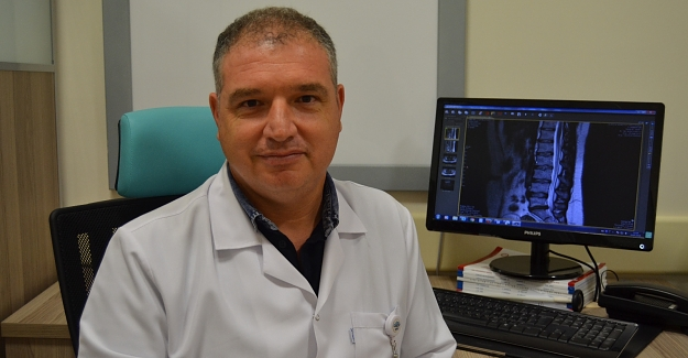 Alanya'da Omurga Eğriliği Ameliyatları Başladı