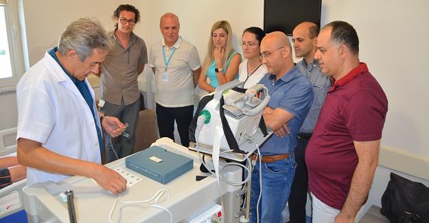 Alanya'da Sağlık Personellerine Eğitim