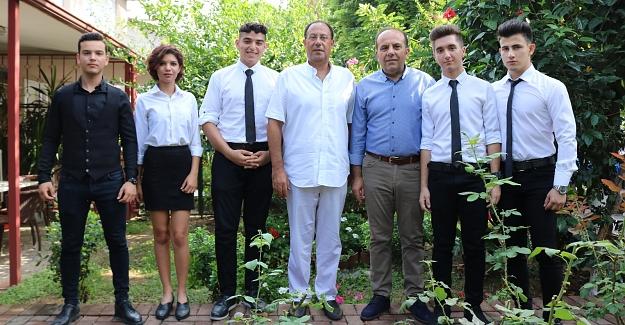 Alanyalı öğrencilere Alman disiplinini aşılanacak