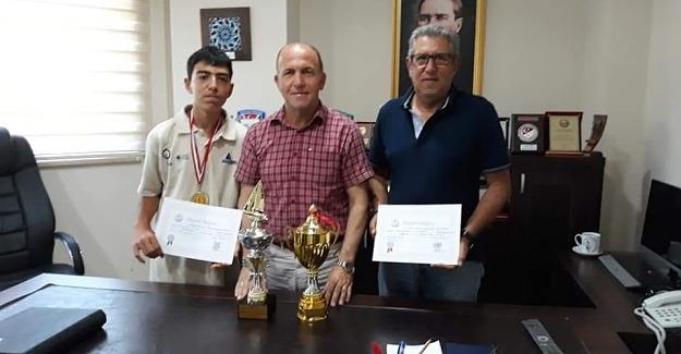 Engelli Yelken Şampiyonasında Müthiş Başarı