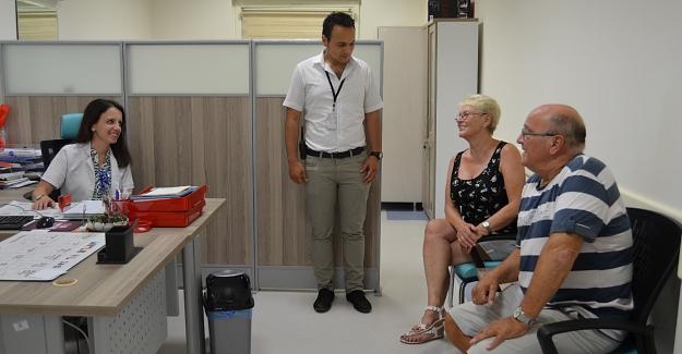 Ruslar Tedavi için Alanya'yı Tercih Ediyor