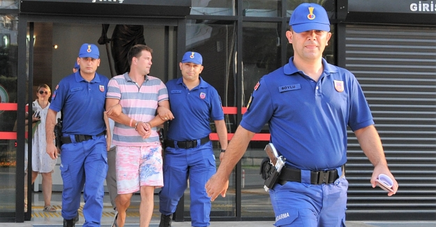 Savcılık İtiraz Etti,Rus Turist Tutuklandı