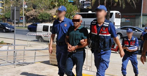 Alanya'da Jandarmadan Uyuşturucu Operasyonu