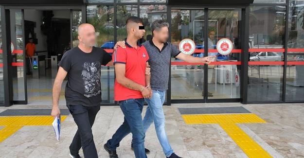 Alanya'da Uyuşturucu operasyonunda 2'nci tutuklama
