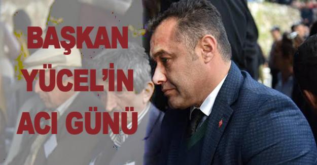 Adem Murat Yücel'in Dedesi Vefat Etti