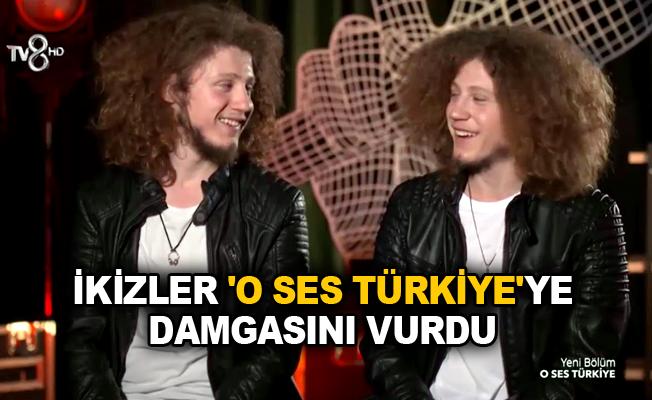 İkizler 'O Ses Türkiye'ye Damgasını Vurdu