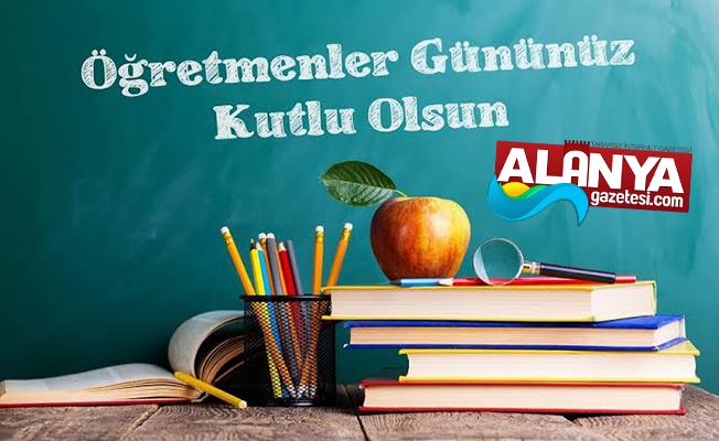 Tüm Öğretmenlerimizin Öğretmenler Gününü Kutlarız