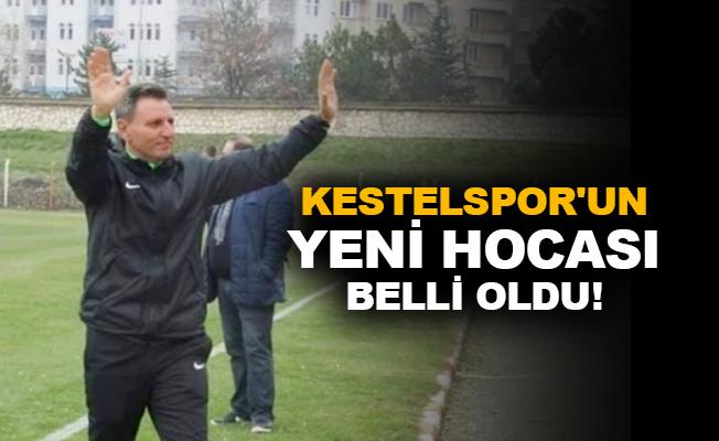 Kestelspor'un yeni hocası belli oldu!