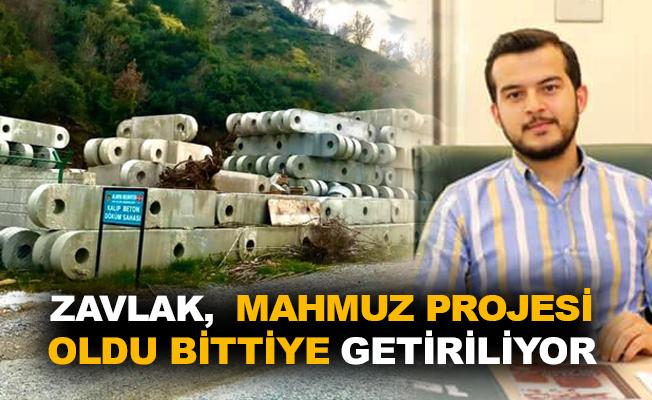 Zavlak, Mahmuz Projesi oldu bittiye getiriliyor
