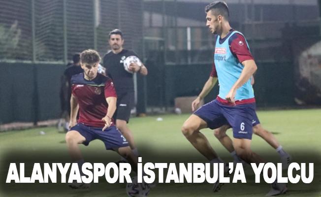 Alanyaspor İstanbul yolcusu