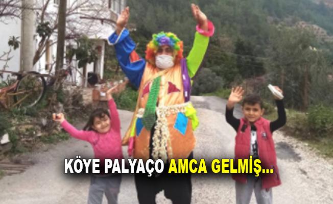 Köye Palyanço Amca Gelmiş...