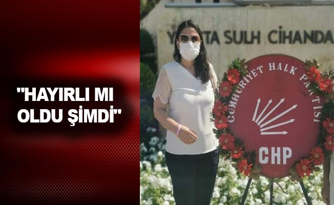"""CHP li Karagöz""""Hayırlı mı oldu şimdi"""""""