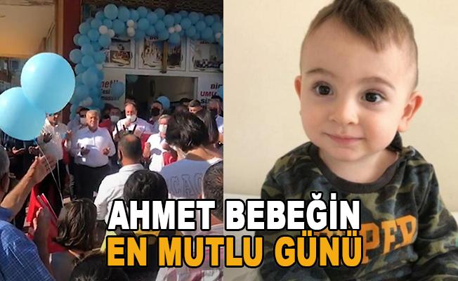 Ahmet Bebeğin En Mutlu Günü