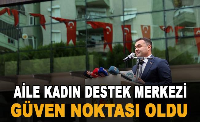 """Adem Murat Yücel """"Psikolojik destek veriliyor"""""""