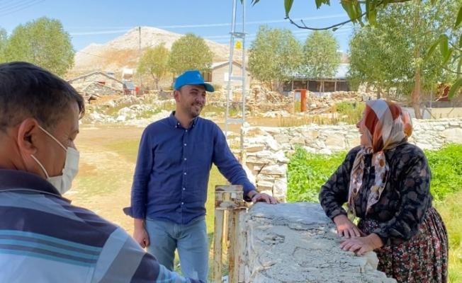 Ak Parti Alanya yayla ziyaretlerine devam ediyor