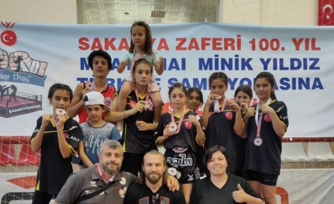 Alanya Belediyespor'dan yeni bir başarı