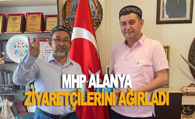 MHP Alanya ziyaretçilerini ağırladı