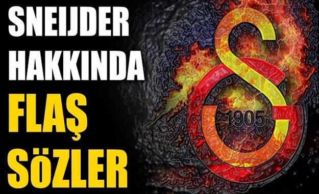 Albayrak'tan Wesley Sneijder için flaş sözler