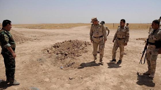 DAEŞ'in Peşmerge'ye karşı kimsayal silah kullandığı iddiası