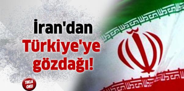 İran'dan Türkiye'ye gözdağı!