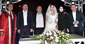Ahmet ve Bedia'nın...