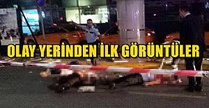 Atatürk Havalimanından...