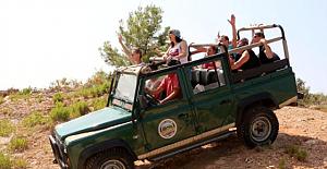 Cip Safariciler İsyanda