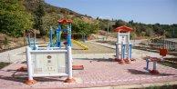 Yeni Çocuk Parkları Kuruluyor