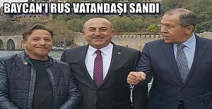 Lavrov, Türk Vatandaşını Rus Sandı
