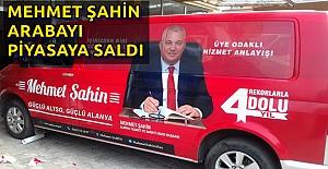 Şahin'den Yeni Seçim Arabası