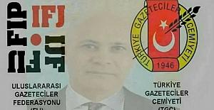 21 Ekim Gazeteciler Basın bayramı Kutlu Olsun