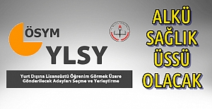 ALKÜ Türkiye'nin Sağlık Üssü Olacak