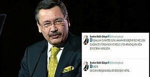 Ankara Belediye Başkanı İstifa Edecegini Duyurdu