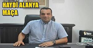 Haydi Alanya Maça