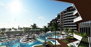 Antalya'da Yeni Yaşam Kompleksi, Sunis Residence
