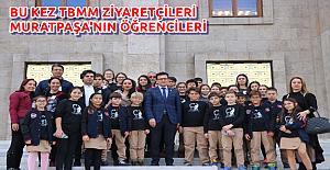 Bu Kez TBMM Ziyaretçileri Muratpaşa'nın Öğrencileri