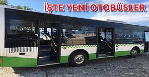 Mahmutlar#039;a Yeni Otobüsler Geliyor