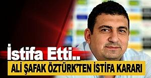 Ali Şafak Öztürk...