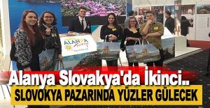 Alanya Slovakya'da İkinci
