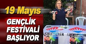 19 Mayıs Gençlik Festivali biletleri Alanya Kültür Merkezinde satışa çıktı