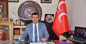 Mhp Alanya ilçe başkanlığı 23 nisan mesajı yayınladı